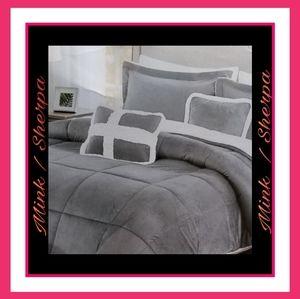 NWT True North Comforter Set